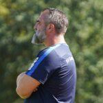 Interview mit Trainer Eschenbach vor erstem Ligaspiel